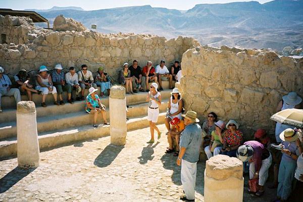 Весенний молитвенный тур в Израиль