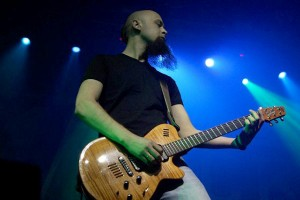 Гитара от христианской группы G.O.N.G