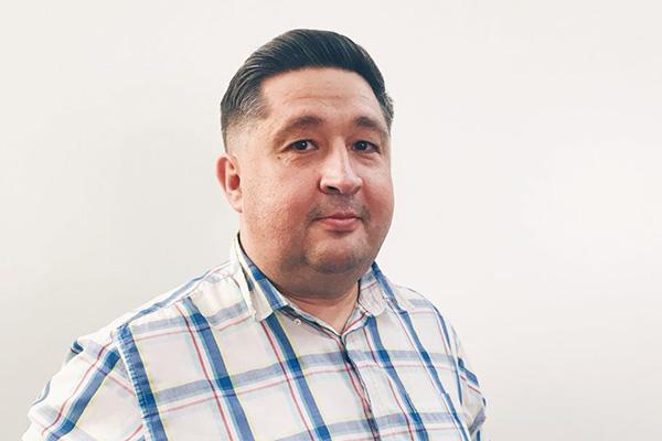Андрей Давыдов ждет вас наБКВ18