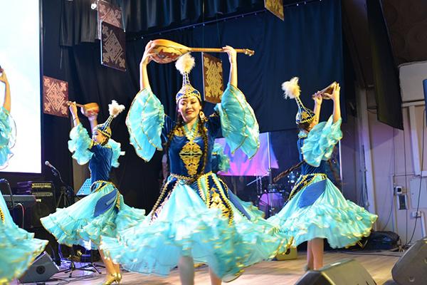 Открытие Молитвы запробуждение Средней Азии