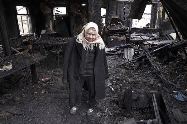 Под Киевом сгорел христианский приют