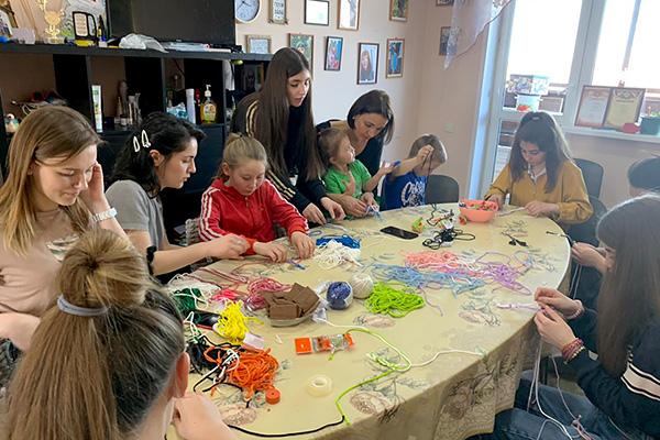 Строим семейный детский дом